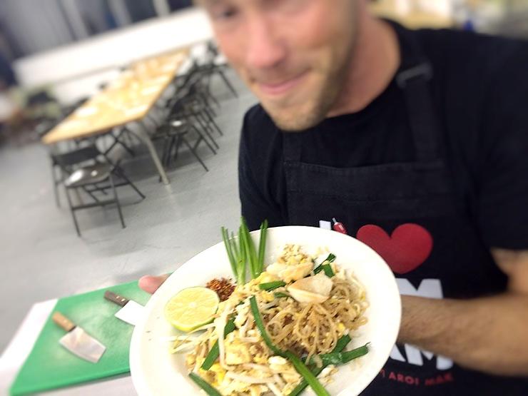 On cuisine tha avec jevto bond les aventures beach bum for Cuisine thailandaise